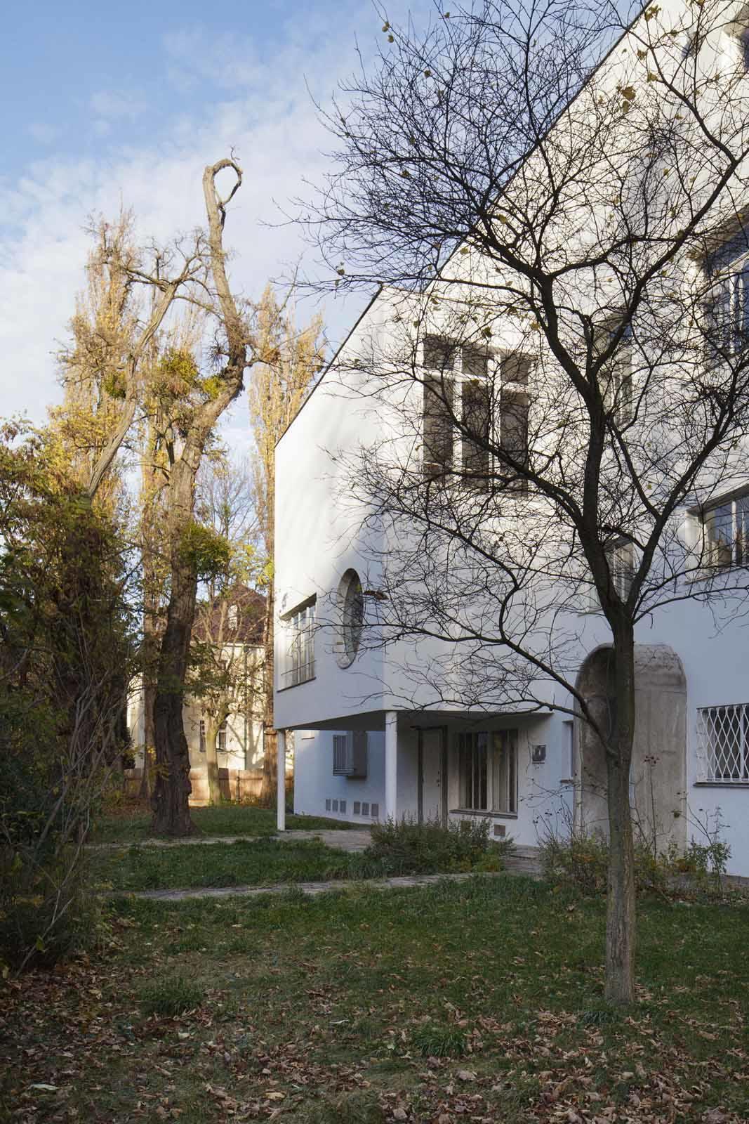 Haus Beer, Josef Frank