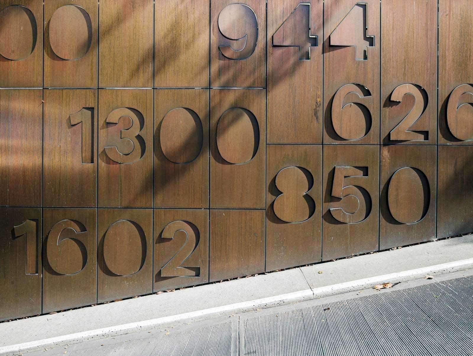 Numbers, Andreas Fogarasi