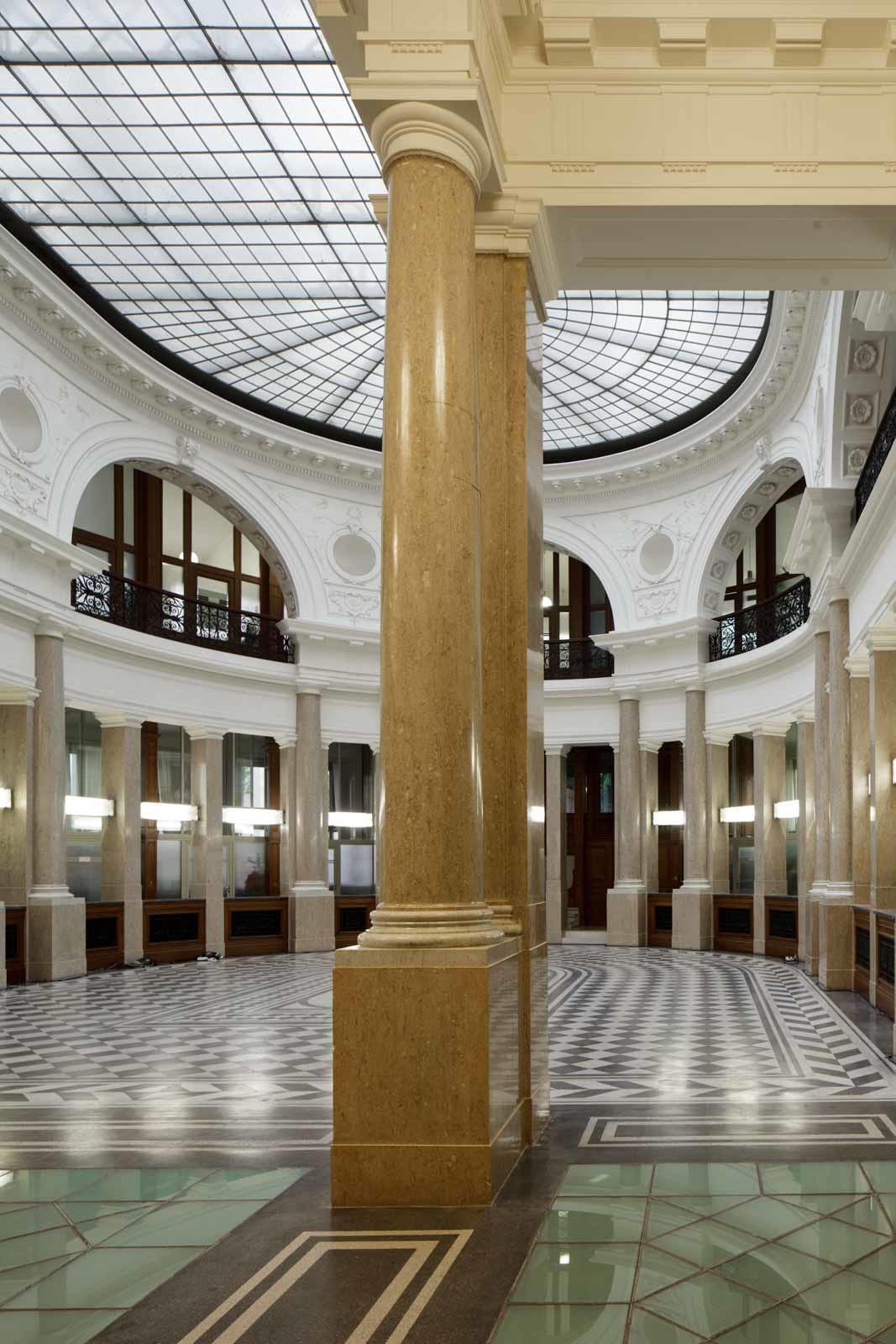 Länderbank, Otto Wagner