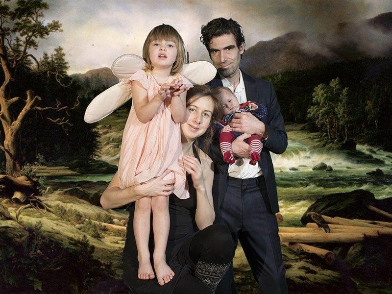 family Norway